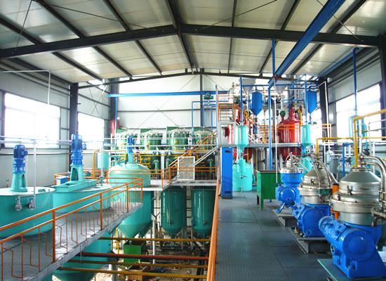 Комплектные оборудования для производства хлопкового м