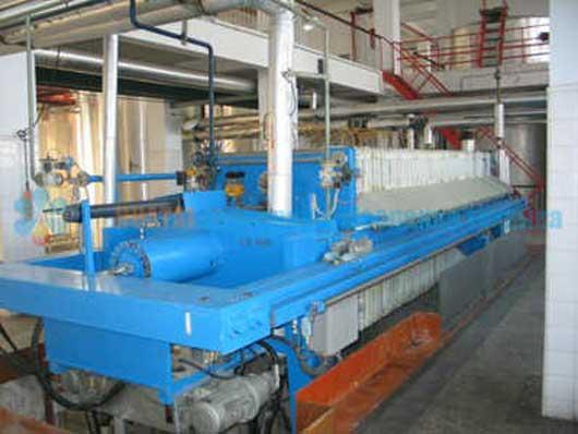 Пальмовое масло Фракционирование машина