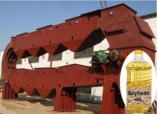 Комплектные машины для производства соевого масла