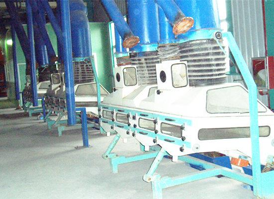 Оборудования для предварительной обработки и прессован